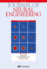 Article accepted for publication: Journal of Neural Engineering